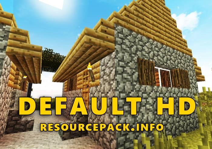 Default HD 1.17.1