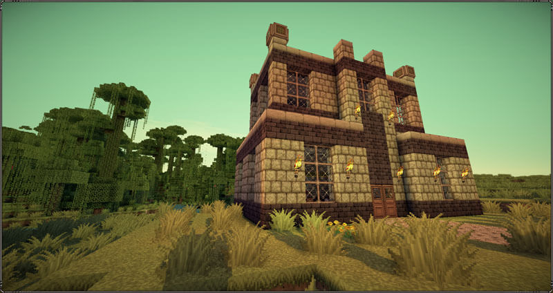 JohnSmith Legacy Resource Pack 1.10.2