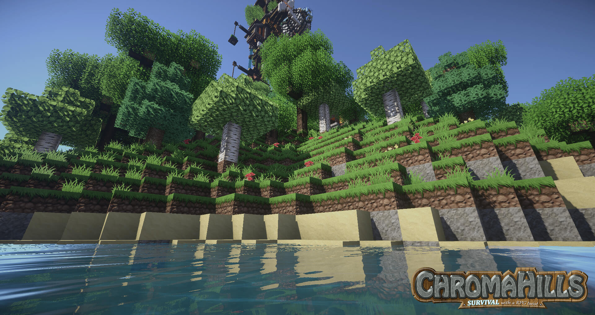 Chroma Hills Resource Pack 1.16.3