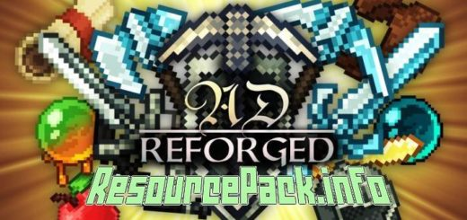 AD Reforged 1.17.1