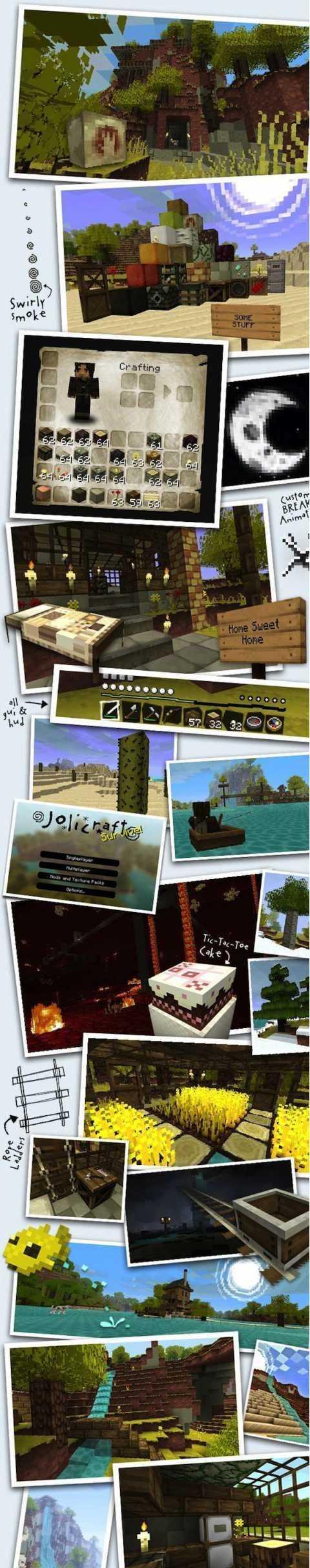 JoliCraft 1.11
