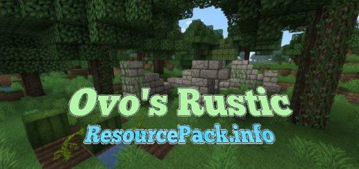Ovo's Rustic 1.15.2