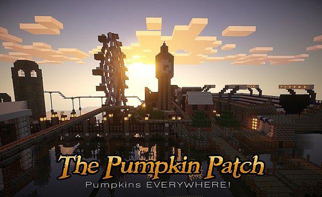 Pumpkin-Patch Resource Pack 1.11