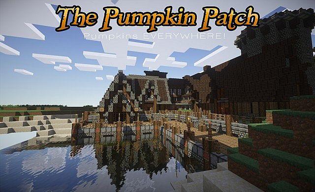Pumpkin-Patch Resource Pack 1.15.2