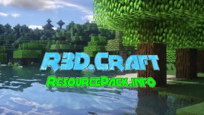 R3D.Craft Resource Pack 1.16.5