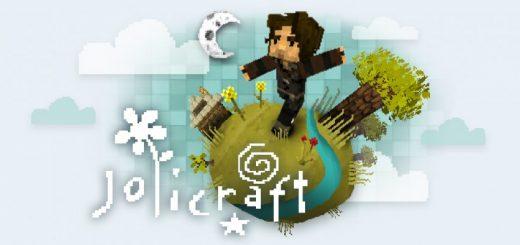 JoliCraft Resource Pack 1.16.4