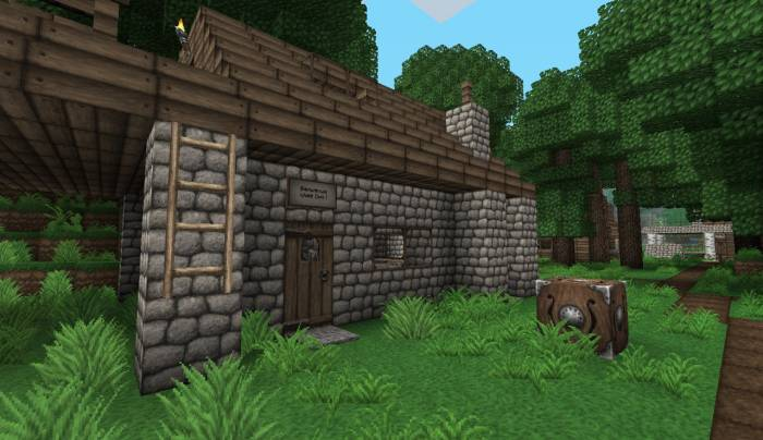 Ovo's Rustic Resource Pack 1.11