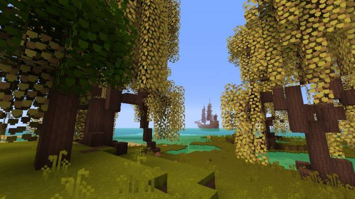 Dandelion Resource Pack 1.11.2