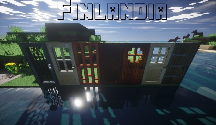 Finlandia Resource Pack 1.14.4