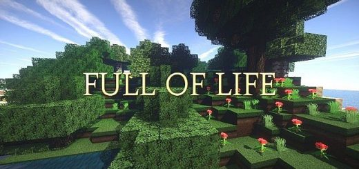 Full of Life Resource Pack 1.17.1