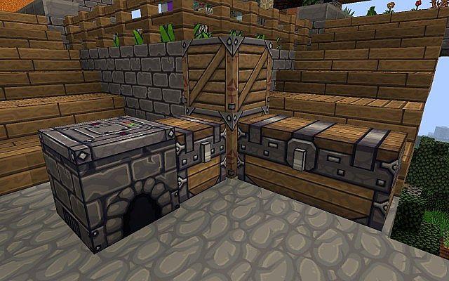 Triton Resource Pack 1.10.2