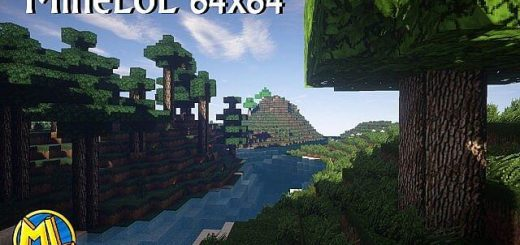 MineLoL Resource Pack 1.15.2