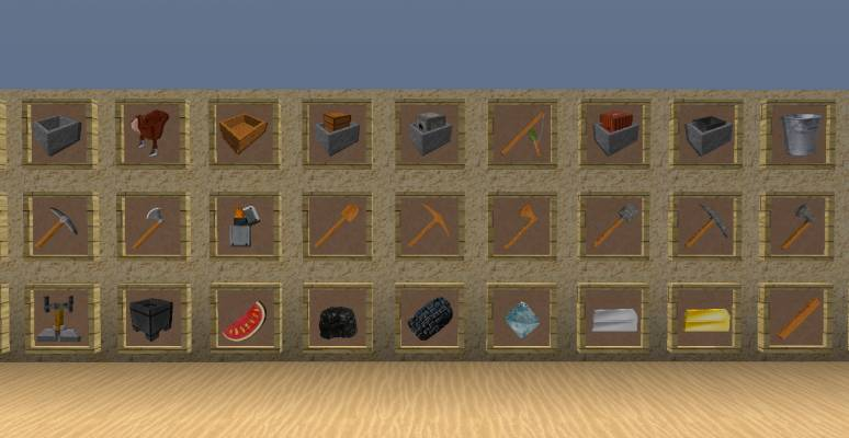 ZederCraft Resource Pack 1.11