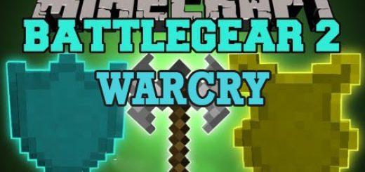 BattleGear 2 for Minecraft 1.17.1
