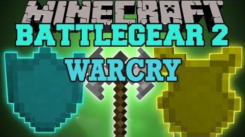 BattleGear 2 for Minecraft 1.16.5