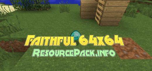 Faithful 64x64 1.17.1