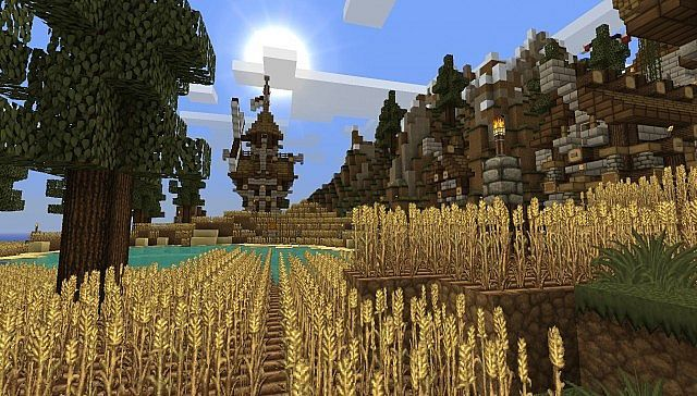 Persistence Resource Pack 1.12
