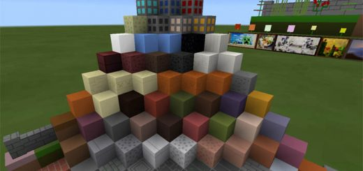 Simply Modern Resource Pack for 1.16.5