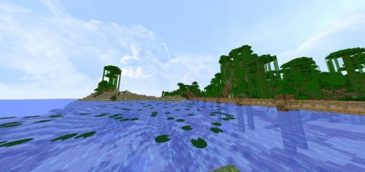 Dramatic Skys Resource Pack for 1.16.5