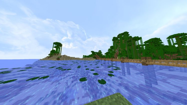 Dramatic Skys Resource Pack for 1.16.2