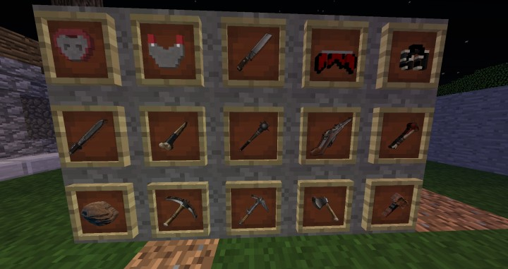 Rust Resource Pack for 1.13.1/1.13/1.12.2/1.11.2/1.10.2