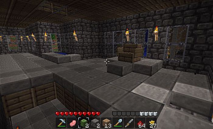 Eldpack Resource Pack for 1.13.1/1.13/1.12.2/1.11.2/1.10.2