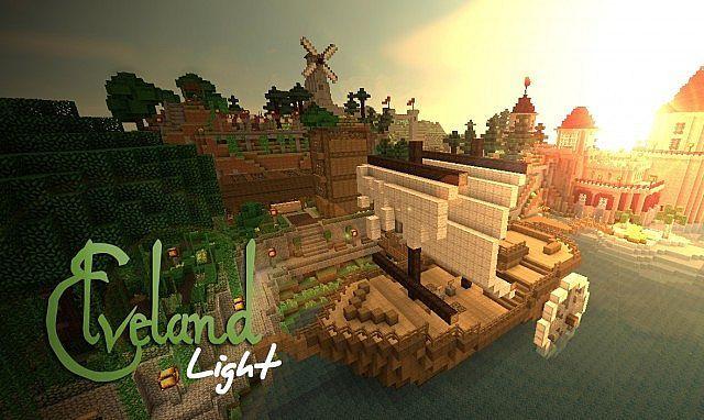 Elveland Light Resource Pack for 1.13.1/1.13/1.12.2/1.11.2/1.10.2