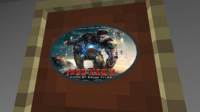 Iron Man 2 Resource Pack for 1.13.1/1.13/1.12.2/1.11.2/1.10.2