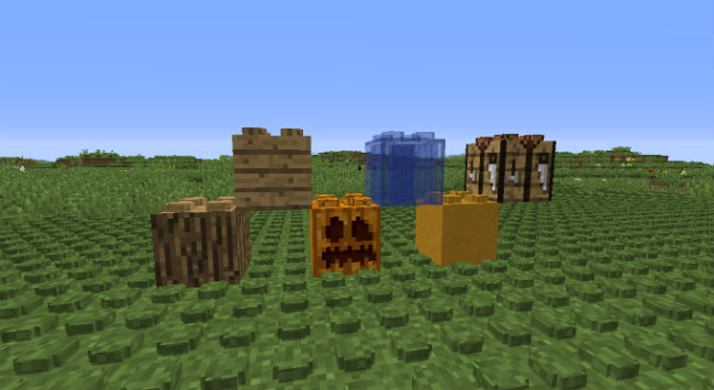 LEGO Block Model Resource Pack 1.13.1/1.13/1.12.2/1.11.2/1.10.2