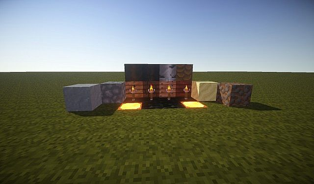 MauZi Realistic Resource Pack for 1.13.1/1.13/1.12.2/1.11.2/1.10.2