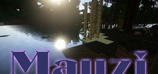 MauZi Realistic Resource Pack 1.17.1