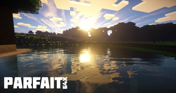 Parfait Resource Pack for 1.16.5