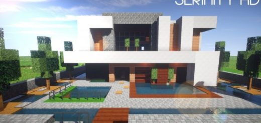 Serenity HD Resource Pack for 1.13.1/1.13/1.12.2/1.11.2/1.10.2