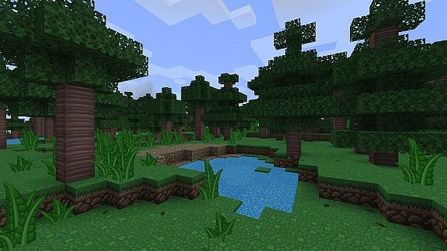 SilverMines Resource Pack for 1.13.1/1.13/1.12.2/1.11.2/1.10.2