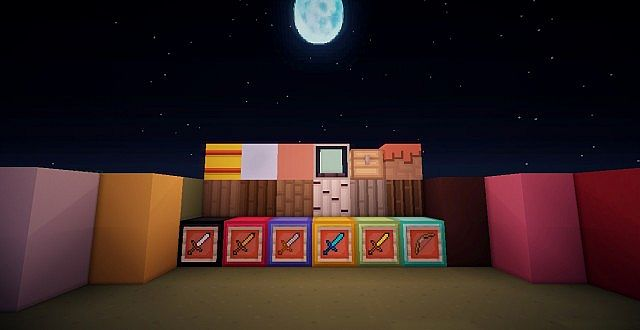 Simplistic Paradise Resource Pack for 1.13.1/1.13/1.12.2/1.11.2/1.10.2