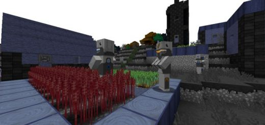 A New World Resource Pack for 1.16.5
