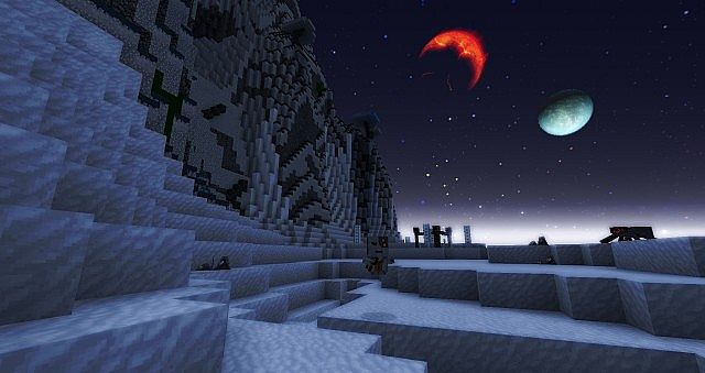 A New World Resource Pack for 1.13.1/1.13/1.12.2/1.11.2/1.10.2