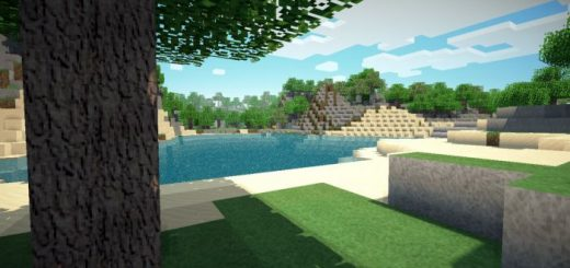 T-Craft Realistic Resource Pack for 1.13/1.13.1/1.12.2/1.11.2/1.10.2