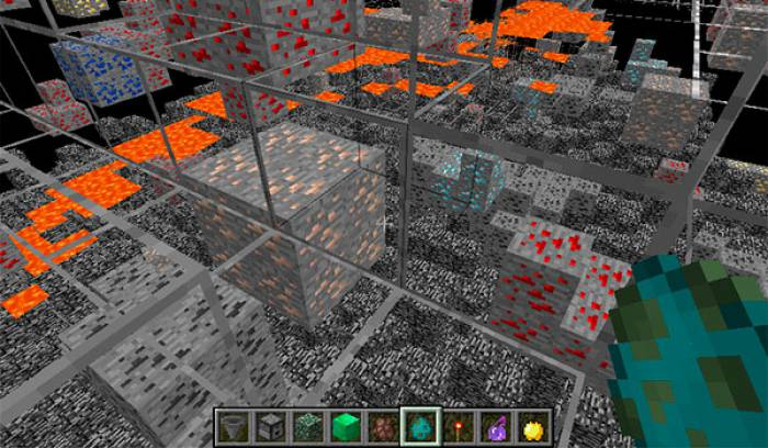 XRay Ultimate Resource Pack for 1.13.1/1.13/1.12.2/1.11.2/1.10.2