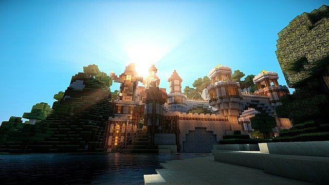 evenTime x32 Resource pack for 1.12.2/1.12.1/1.11.2/1.10.2