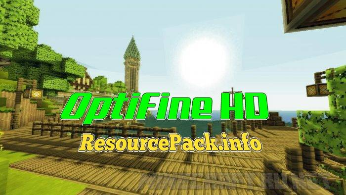 OptiFine HD 1.16.3