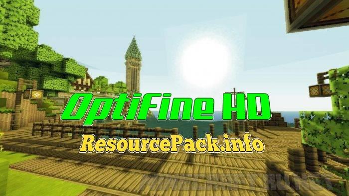 OptiFine HD 1.17