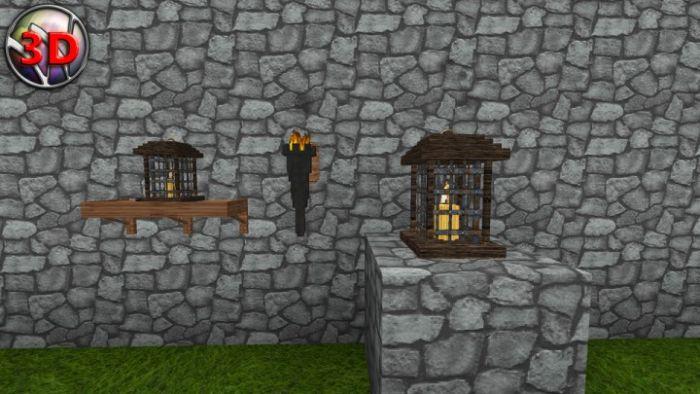 Wolion 3D 1.7.10