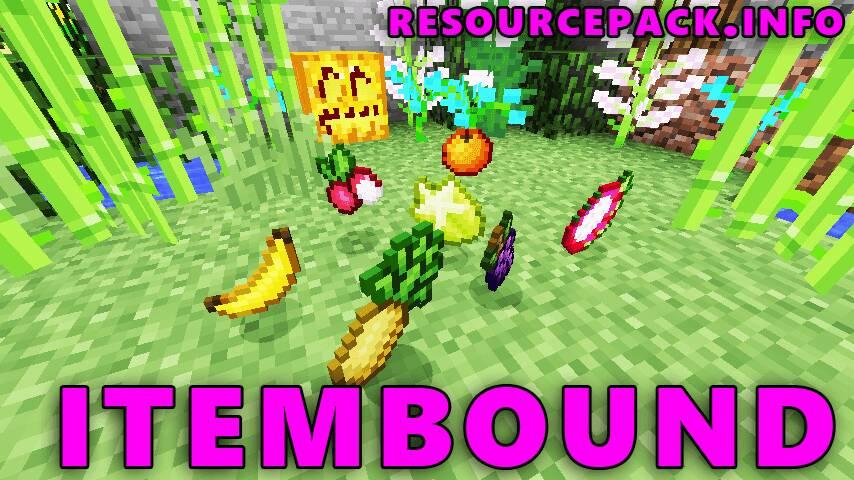 ItemBound 1.17.1