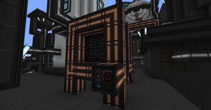 Norzeteus Space 1.8.9