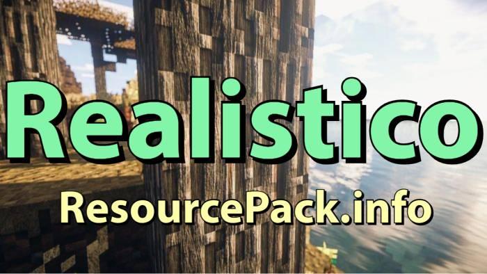 Realistico 1.16.2