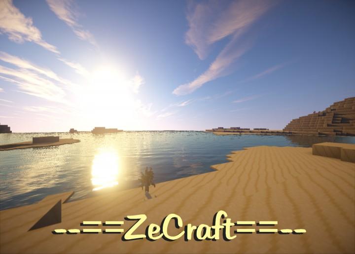 ZeCraft 1.10.2