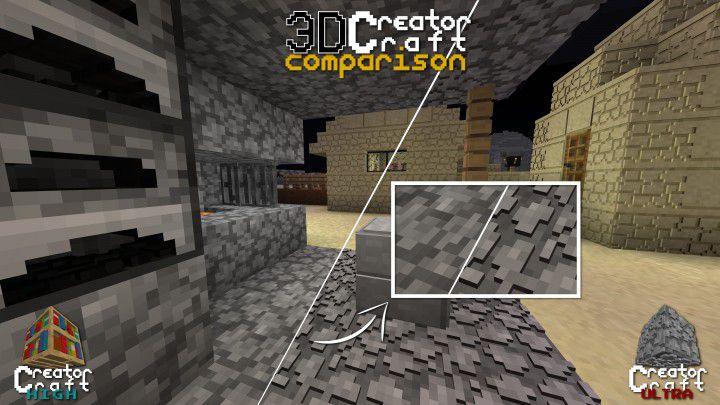 3D CreatorCraft 1.12.2