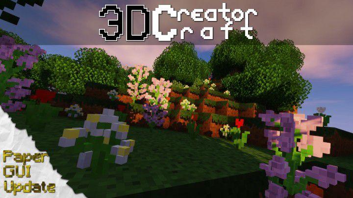 3D CreatorCraft 1.13
