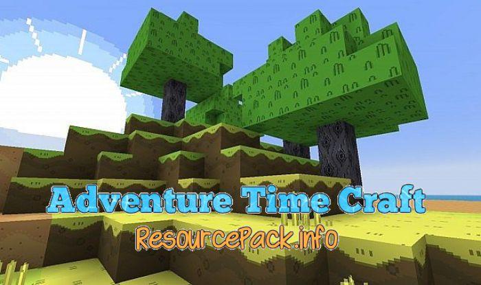 Adventure Time Craft 1.14.4